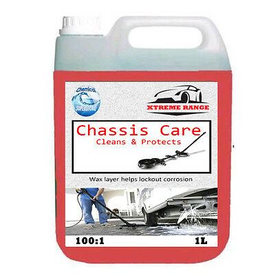 Chassis Protection Treatment 1L For Karcher Car Cleaner Cleaning Detergent Wash • 9.99£