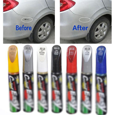 1 X DIY Car Clear Scratch Remover Touch Up Pens Auto Paint Repair Pen Brush • 3.95£