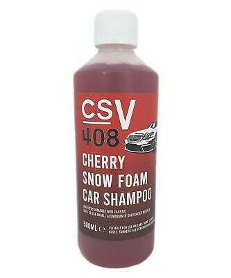 Snow Foam Concentrate  Cherry Scented  CSV 500ml  • 4.45£
