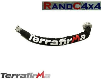 TF3310 Terrafirma Soft Shackle 11mm 4x4 Recovery Synthetic Tow Rope Connector • 20£