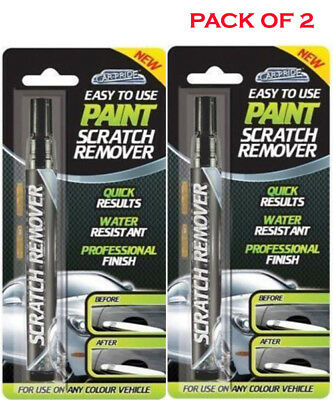 2 X Car Scratch Remover Touch Up Magic Pen For Any Colour Car Paintwork Repair • 3.99£
