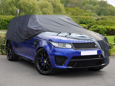Heavy Duty All Weather UV Protective Waterproof Cotton Lined Car Cover 4x4 • 39.95£