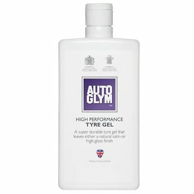 Autoglym High Performance Tyre Gel Wheel Dressing Cleaning Protectant (500ml) • 9.92£