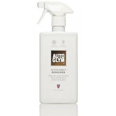 Autoglym Active Insect Bug Remover Car Bodywork Paint Windscreen Cleaner Valet  • 8.29£
