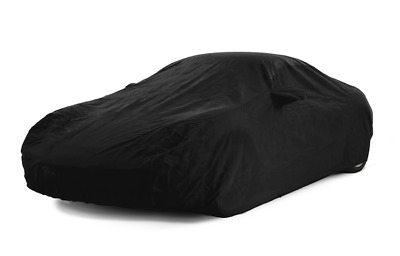 Audi R8 Coupe / Spyder Indoor Fitted Car Cover - Black ( Non GT Spoiler ) • 69£