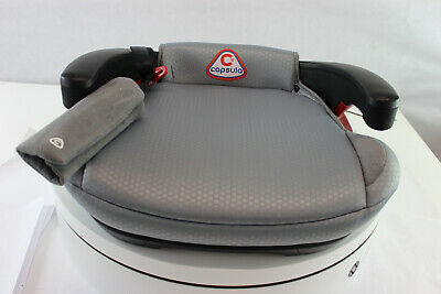 OUTLET STOCK Isofix Safe Child Car Booster  Children 6-12 Years GREY • 40£