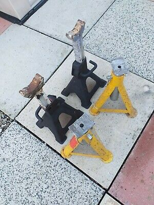 4 Axle Stands • 10£