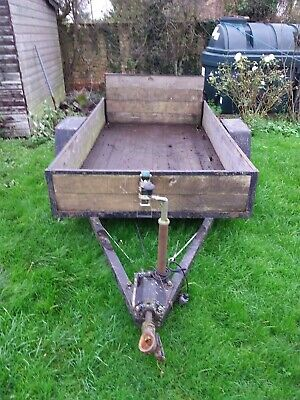 Used Car Trailer For Sale • 102£