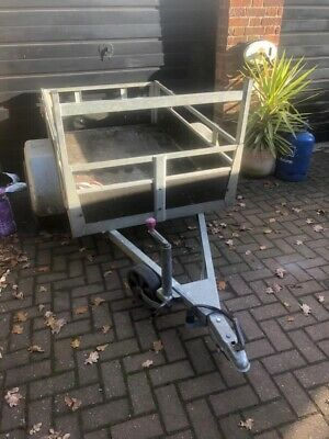 Unbraked Heavy Duty Trailer - Used Good Condition - Belgian Built • 151£