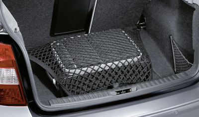 Genuine BMW Luggage Boot Net 51470010557 (Fits Most Models) • 45£