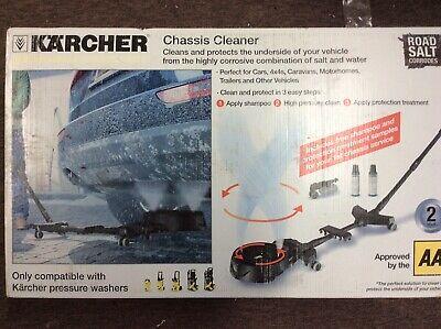 Karcher Chassis Cleaner.  Under Body Wash.  Remove The Salt After Winter.  New • 200£
