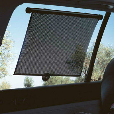 2 X Car Window Roller Blinds Sun Block Shades Baby Children Interior Protection • 8.49£