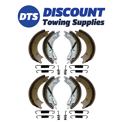 Knott Avonride For Ifor Williams Trailer 250x40 Brake Shoes Twin Axle P000330 X2 • 53.95£
