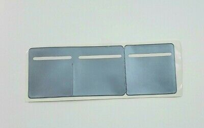 New Silver Windscreen Tax, Insurance, NCT Disc Holder Cars Vans Taxi 3 Pocket • 3.62£