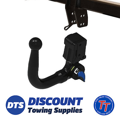 Tow-Trust Detachable Swan Neck Towbar For Ford Kuga SUV 2013 - 2020 • 216.99£