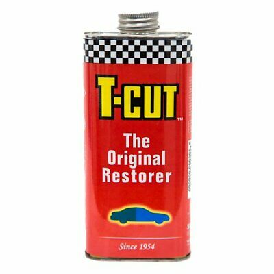 1 X T-Cut Original Car Paintwork Restorer & Scratch Remover 300ml (CHEAPEST) • 7.19£