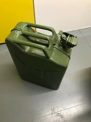 Jerry Can X 2 - 20L Ideal Track Day, Farm Etc  • 10£