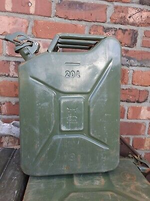 21 Litre Jerry Can • 8£