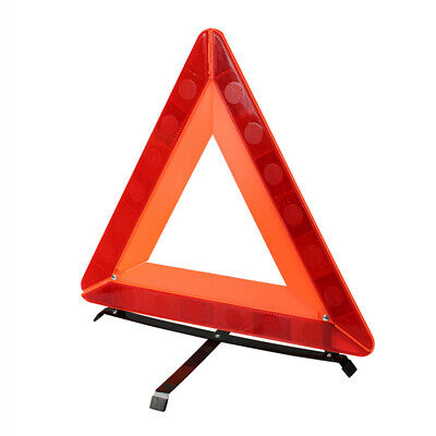 Car Emergency Breakdown Warning Triangle Reflective Road Safety Triangle • 9.53£