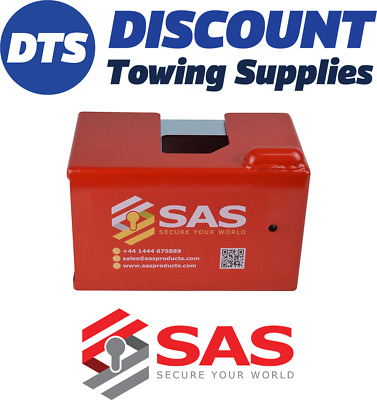 SAS FORT B Fortress Trailer Coupling Hitchlock For Bradley Brian James Trailers • 102.99£