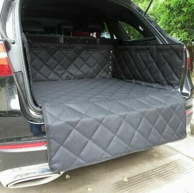 Bmw 5 Series F11 Touring Estate 2010 Quilted Boot Liner Mat Dog Guard Protector • 23.99£