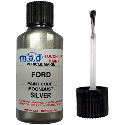 Ford Moondust Silver Paint Touch Up Kit 30ml Fiesta Focus Etc • 6.95£
