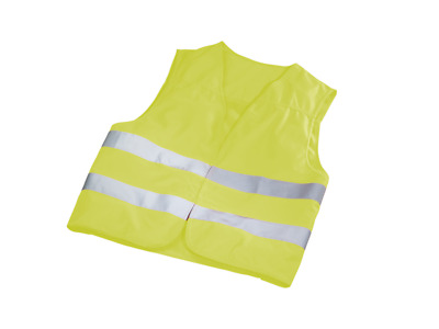 Genuine Mercedes-Benz Roadside Safety Fluorescent Compact Jacket A0005833500 NEW • 10.99£