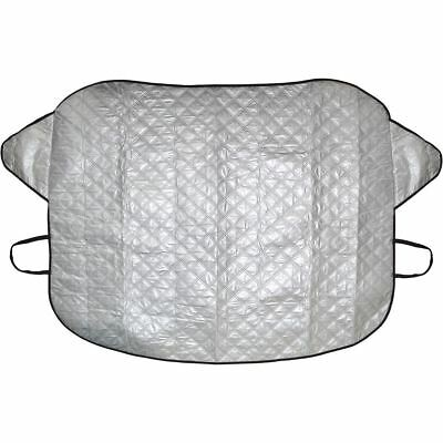 Car Windscreen Cover Snow Frost Ice Winter Sun Shade Dust Protector Shield • 8.99£