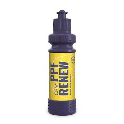 Gyeon Q2M PPF Renew 120ml Innovational Paint Protection Film Cleaner Renewer • 10.50£
