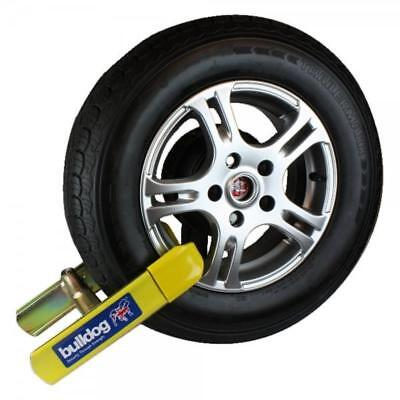 NEW Bulldog EuroClamp EM4X4SS For 4x4's & Large Vans Fits Tyre Sizes Up To 280mm • 104.99£