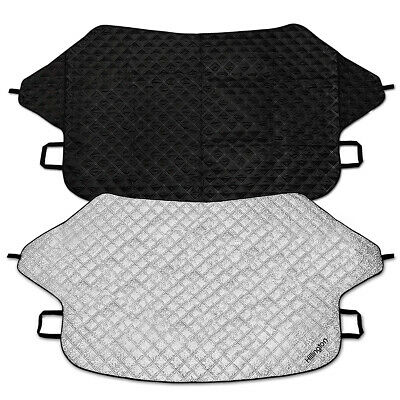 Car Windscreen Windshield Front Glass Sun Shade Cover Snow Frost Dust Protectors • 9.94£