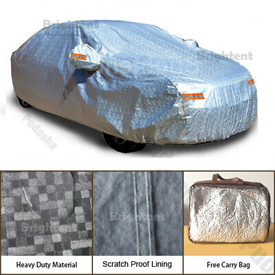 Universal Family Car Cover Popular Vehicles Water / Dust / UV / Dirt Proof KCC0P • 25.99£