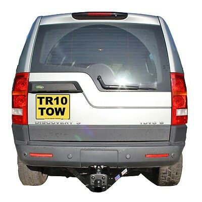 Witter Fixed Tow Bar R39A Towbar Land Rover Discovery 3 4 & Range Rover Sport • 184.99£