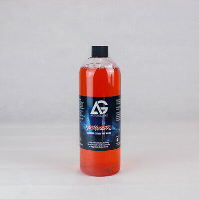 AutoGlanz Spritzer Concentrated Foaming High Strength Citrus Pre Cleaner - 1L • 13.95£