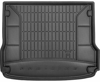 TMM TAILORED RUBBER BOOT LINER MAT For AUDI Q5 2008-2017 • 31.99£