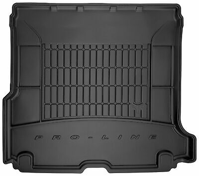 TM TAILORED RUBBER BOOT LINER MAT TRAY For VOLVO V60 II Estate Since 2018 • 36.99£