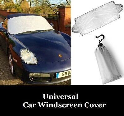 Car Frost & Snow Protector Windscreen Cover Winter Ice Screen Shield Dad Gift • 3.99£