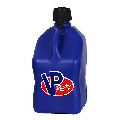 VP Racing 20 Litre Square Quick Fuel Container / Jug / Churn - Blue • 31£