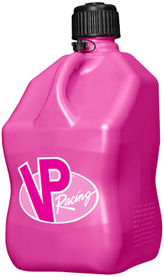 VP Racing 20 Litre Square Quick Fuel Container / Jug / Churn - Pink • 31£