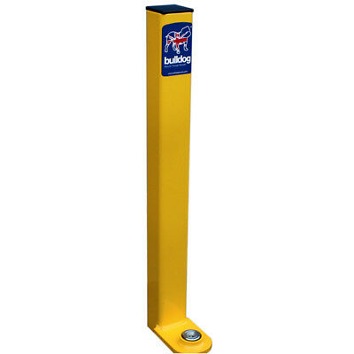 Bulldog Security Products Fold Down Security Post SA5 For Driveways 5yr Guarante • 154.99£