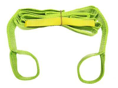 Tow Strap 50MM 10M 5 Ton (Heavy Duty Hi Viz Rope Strop Towing) • 17.95£