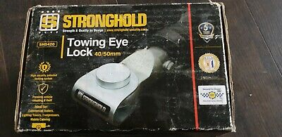 Stronghold Trailer Hitch Lock • 30£