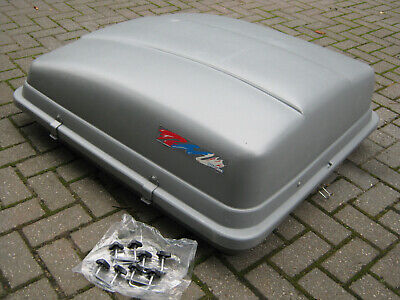 Kar Rite Halfords Roof Box With Fitments • 75£