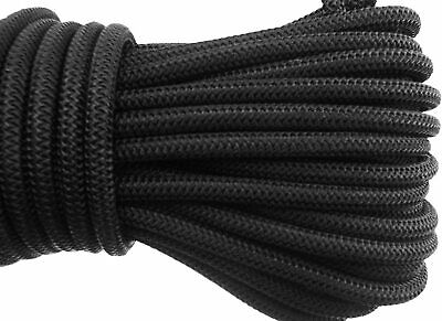 Yuzet 10m X 6mm Heavy Duty Elasticated Tarpaulin Securing Shock Bungee Cord  • 12.69£