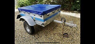 Trailer/camping Trailer Lider Valence • 295£