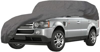 Range Rover Vogue L322 L405 Waterproof Car Cover Outdoor Cotton Lined HDS SV • 38.45£