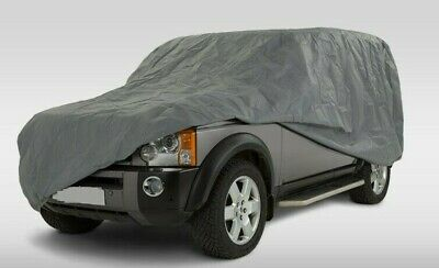 Premium Waterproof Cotton Lined Car Cover For Land Rover Defender 90 1983-2020 • 39.49£