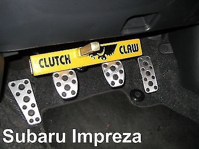 Clutch Claw Land Rover Security Device Motorhome Camper Van Car 4x4 Pedal Box • 110£