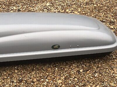 Genuine Land Rover Roof Box • 120£