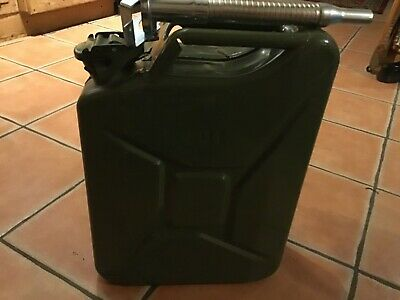 Jerry Can 20 Litres • 9.99£